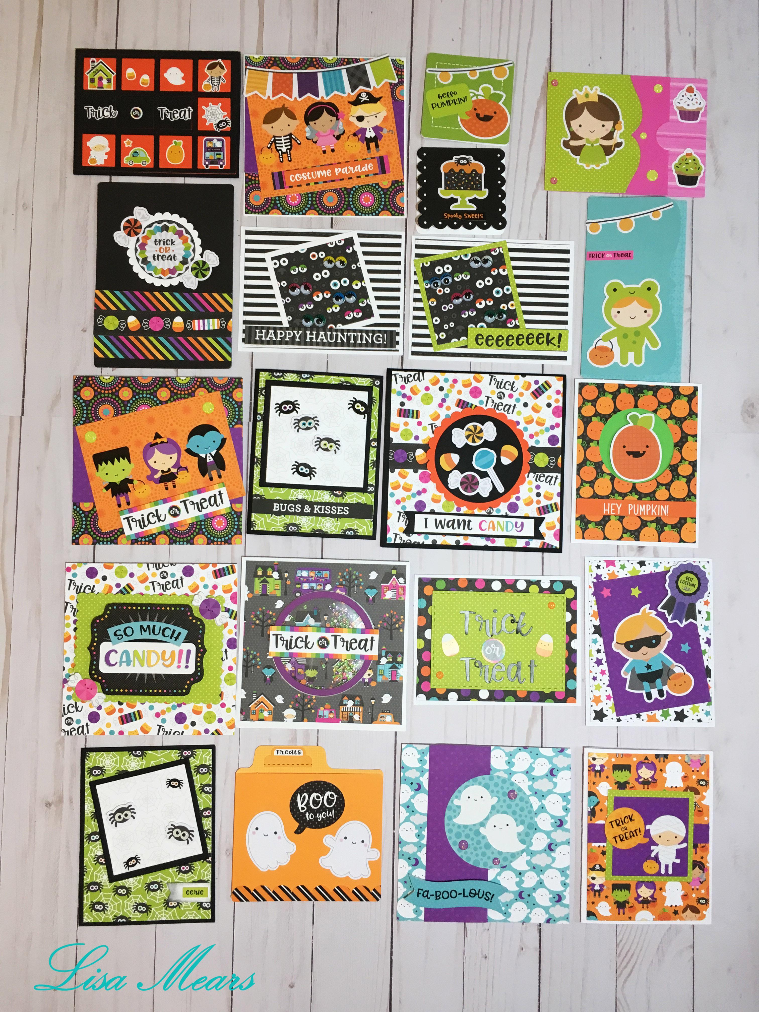 IMG_8514 Doodlebug Halloween Cards