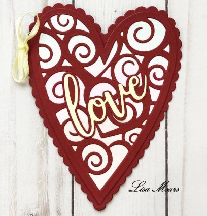 Love Heart Fold It