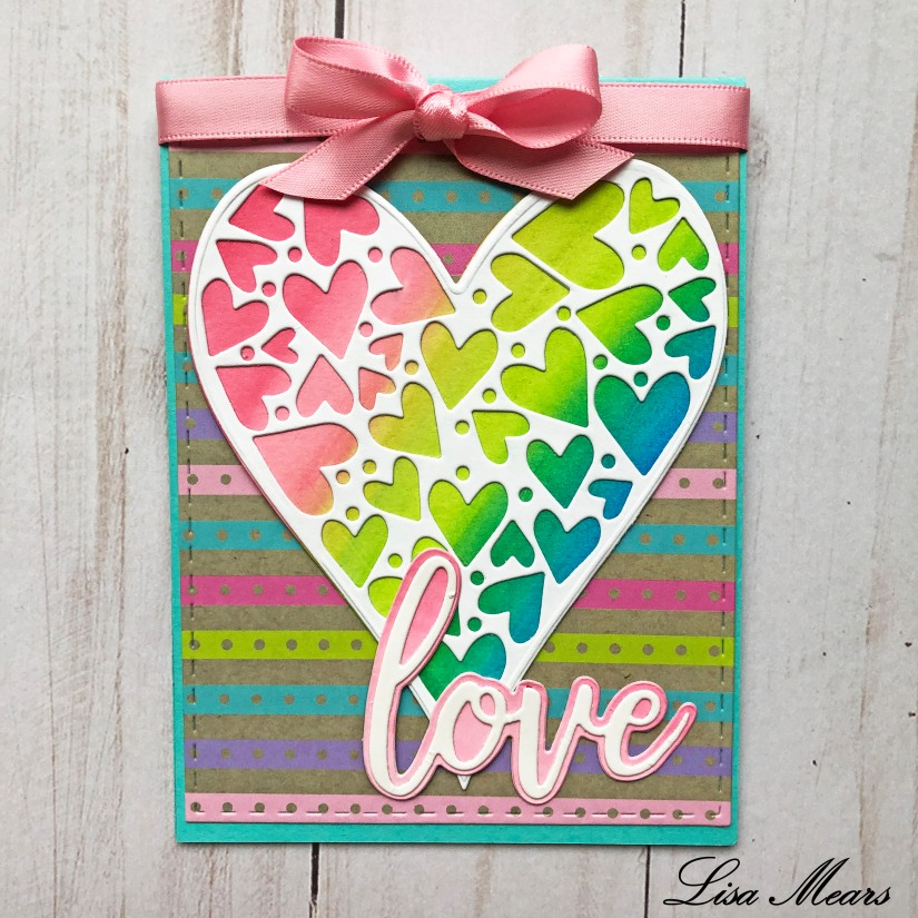 Love Card with Heart Final