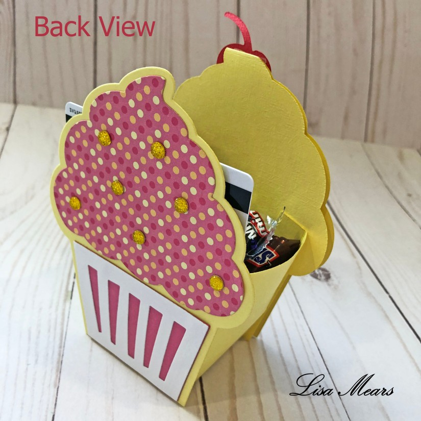 Cupcake Fold-It Box-It Back