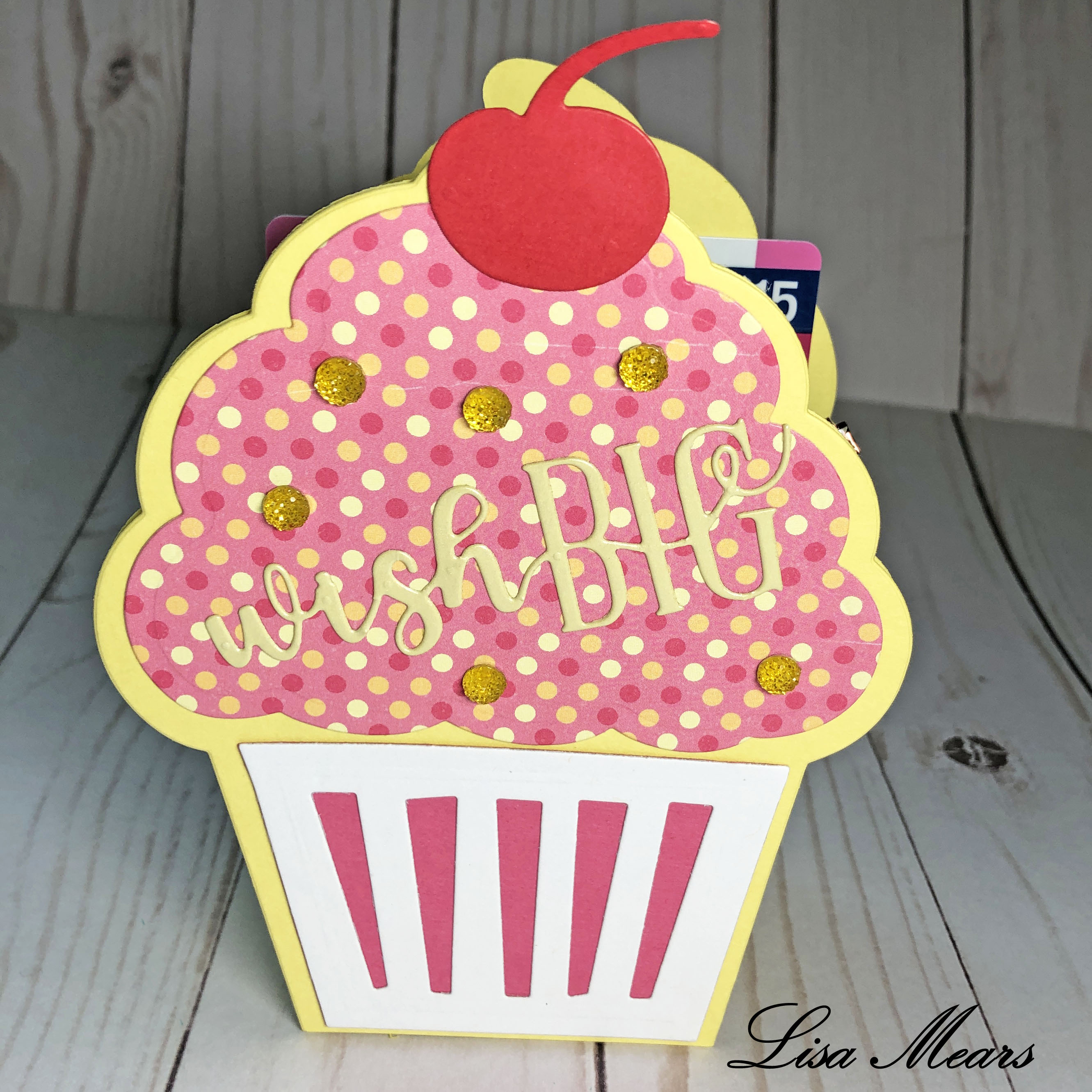 Cupcake Fold-It Box-It Front