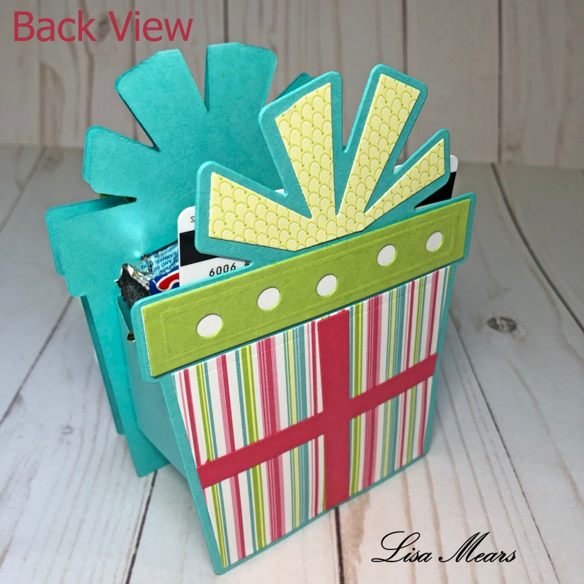 Gift Fold-It with Box Die_Back