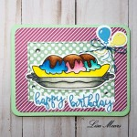 banana split 2 stamp card