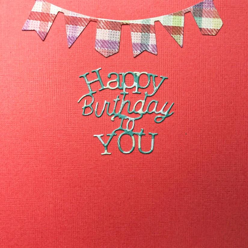 Inside of Card - Diamond Press Celebration Sentiments