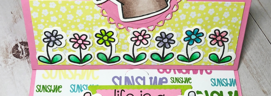 The Stamps of Life Flower Challenge - Garden2Stamp
