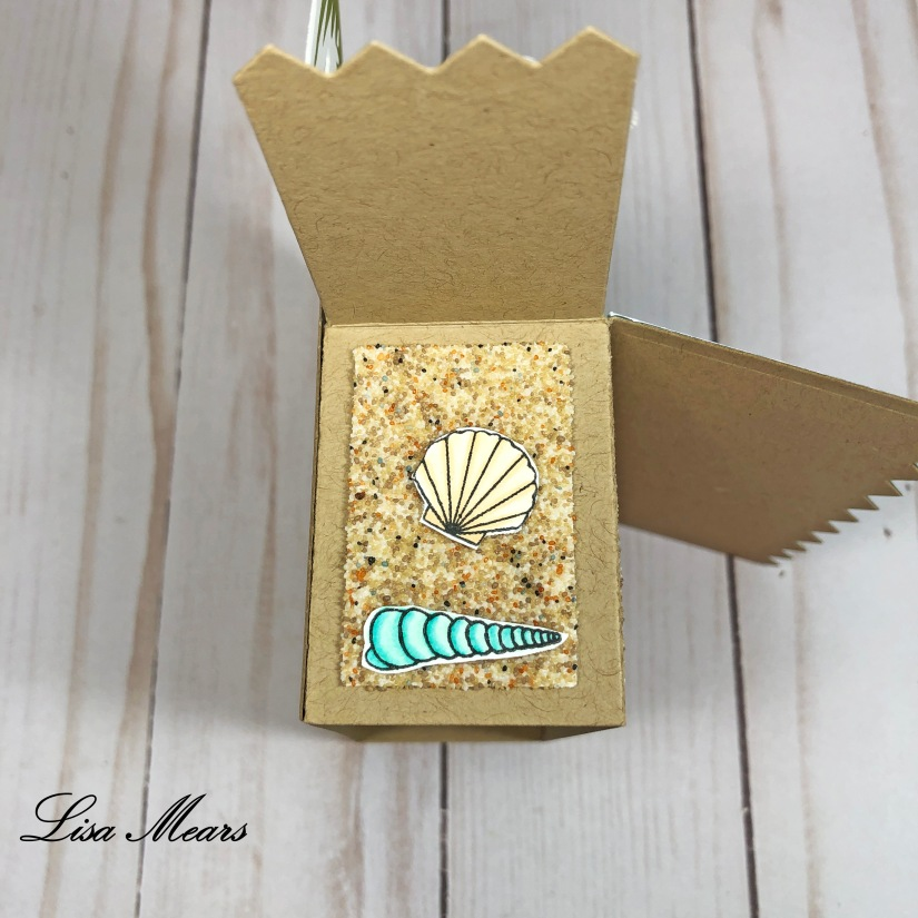 Ocean Pop Up Card