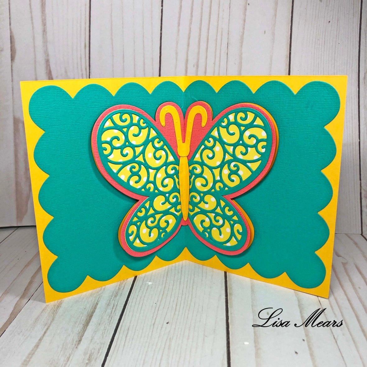 Butterfly Inside