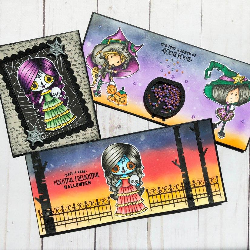Halloween Card Share