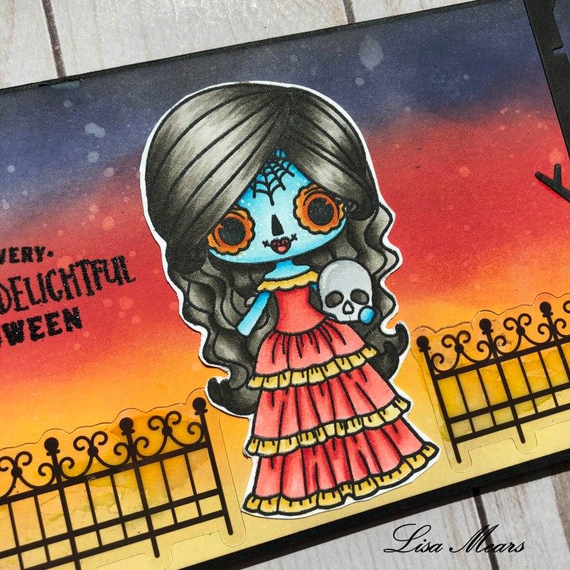Stamp Anniething Halloween4