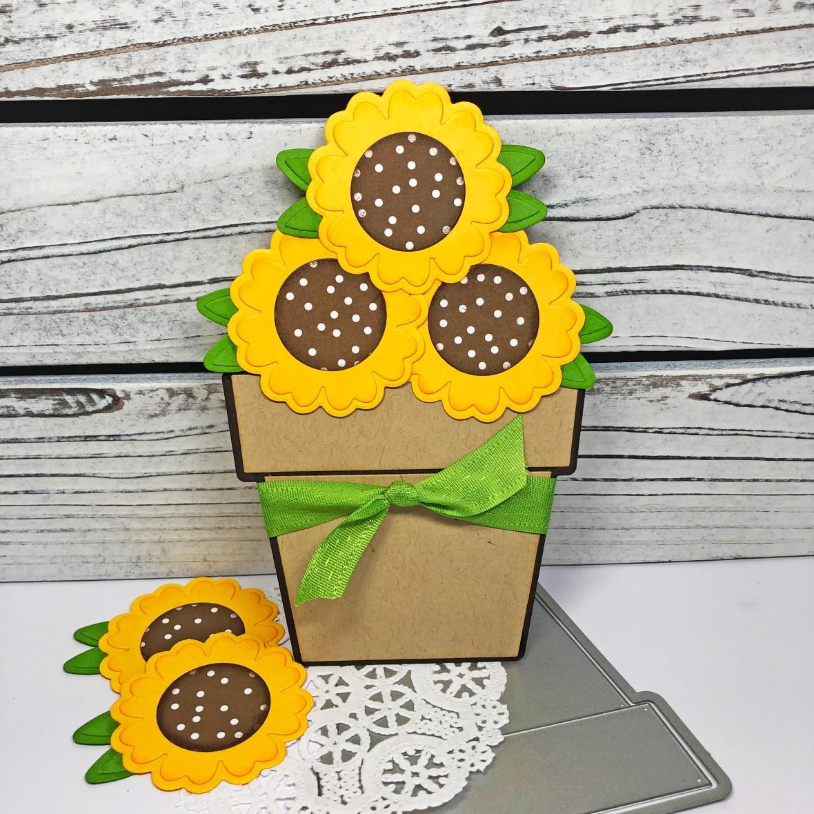 Sunflower Foldit_Standing1