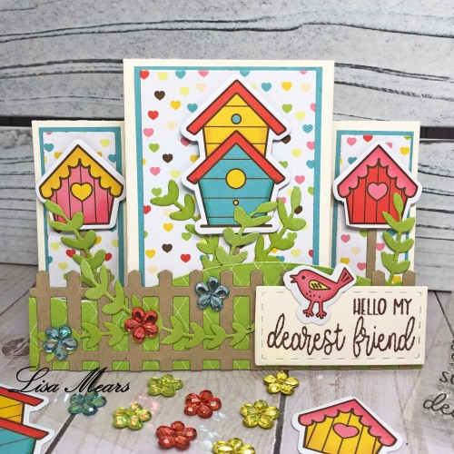 Stamps of Life January 2020 Card Kit Dream Collection