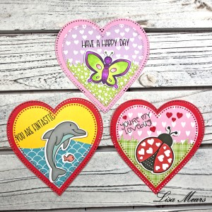 Quick and Easy Valentine's Day Cards