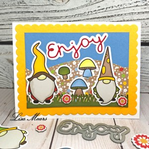 The Stamps of Life April Card Kit - 10 Cards 1 Kit