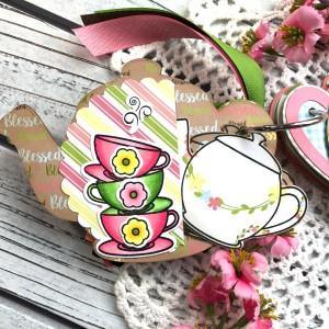 teapot mini album