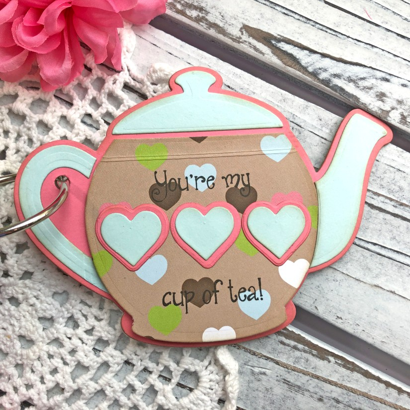 teapot mini album