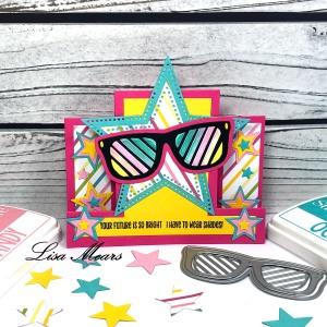 Frames for Sunglasses Step up Card