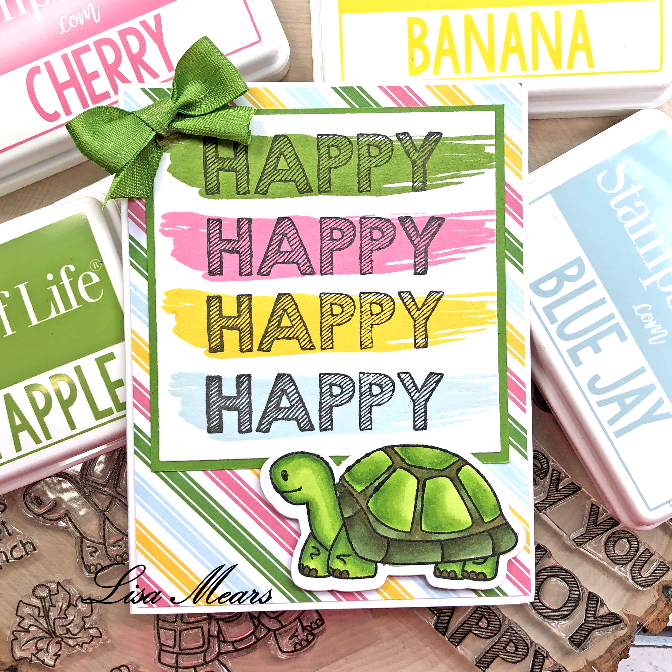 May Card Kit_Happy_Logo