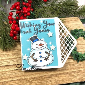 Lattice Gift Card Holder