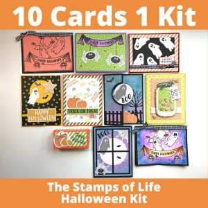 The Stamps of Life Halloween Kit