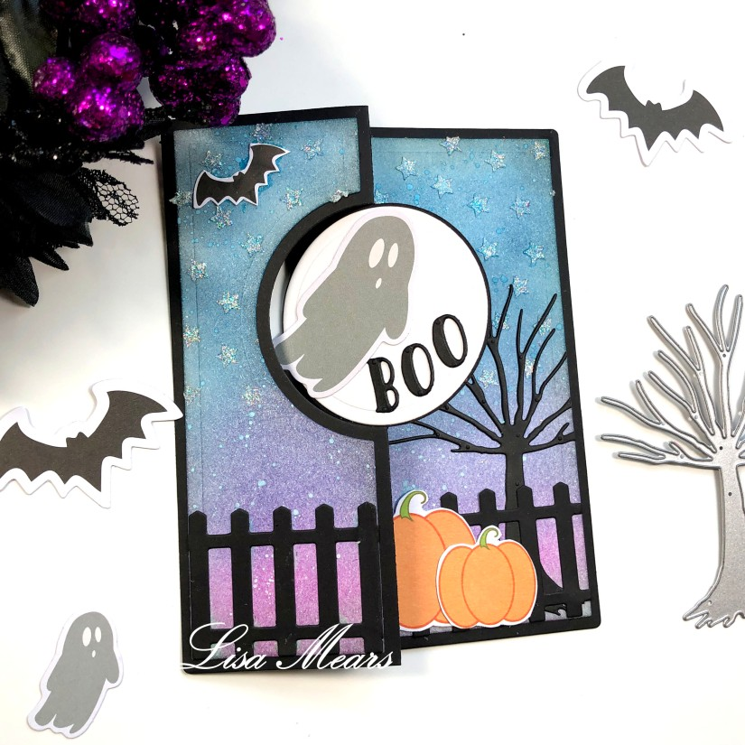The Stamps of Life Halloween Kit 10 Cards 1 Kit