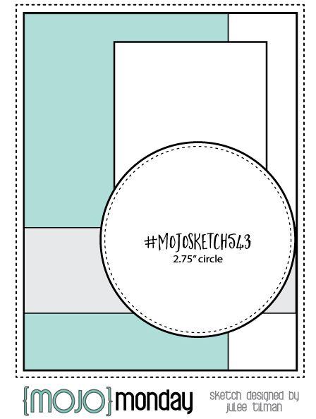 Mojo Monday Sketch 543