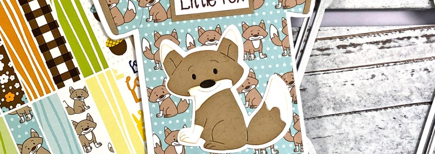 Baby Onesie Handmade Card