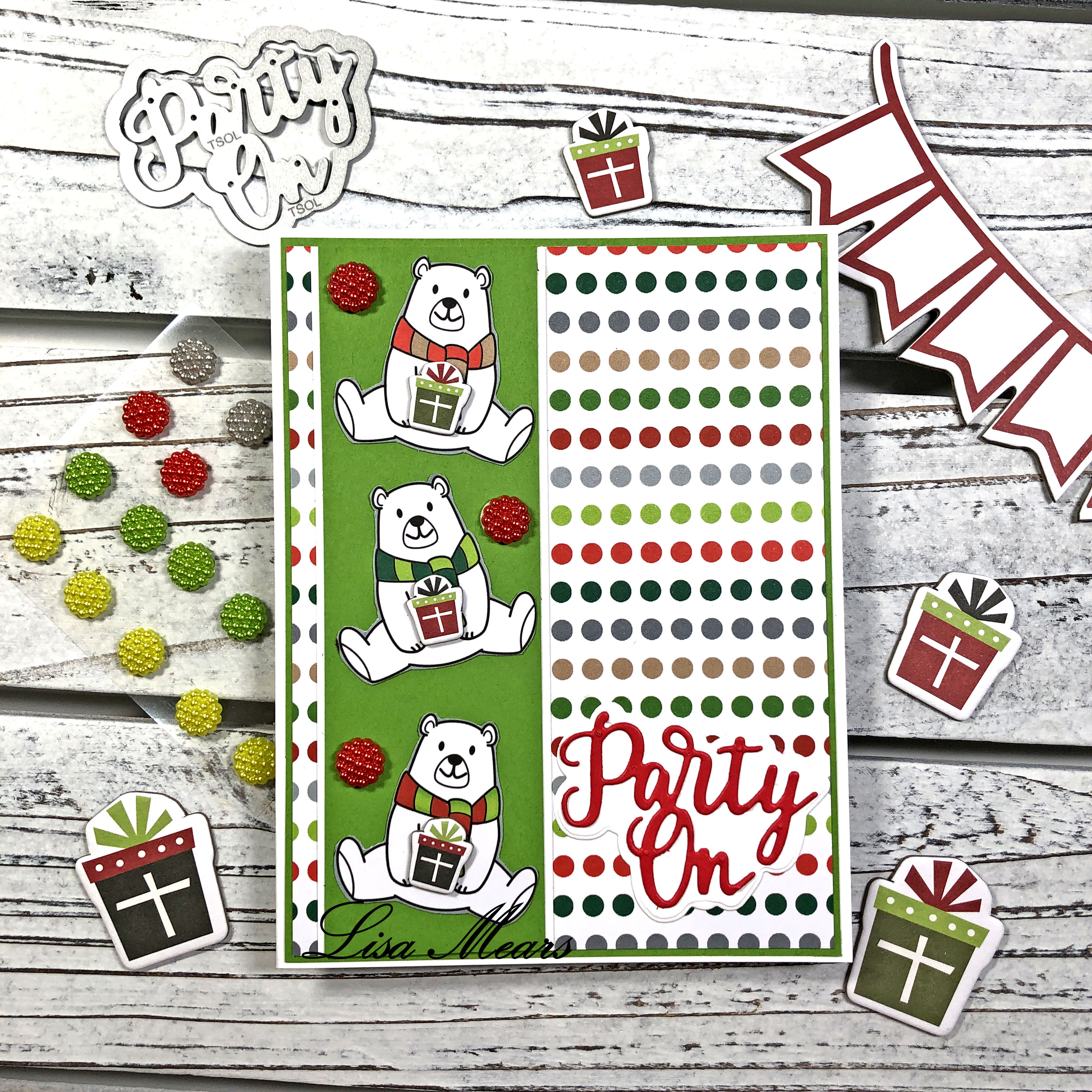 The Stamps of Life September 2020 Card Kit - 10 Cards 1 Kit