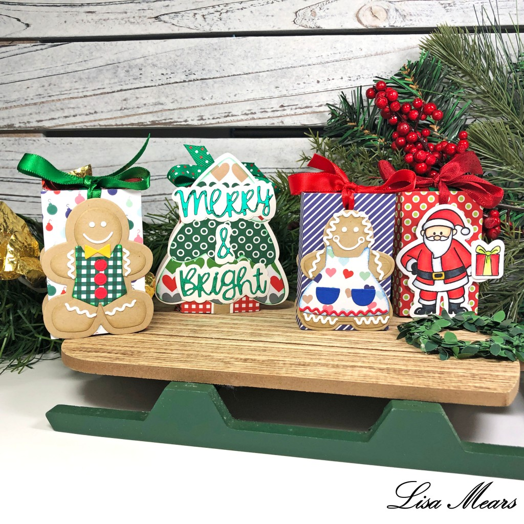 Candy Bar Slider Box - Day 11 of 12 Days of Christmas Craft Series