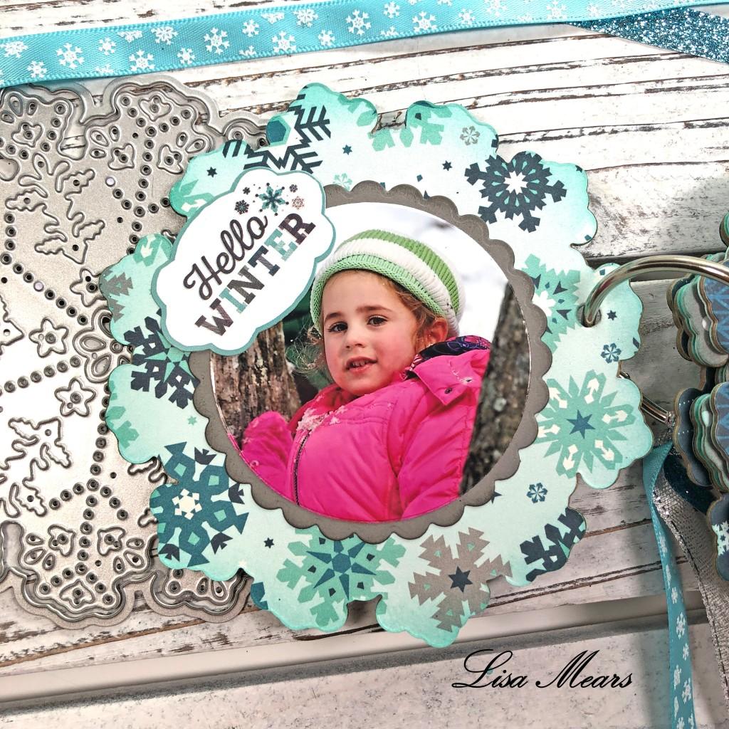 Snowflake Mini Album