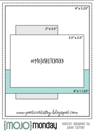 Mojo Monday Sketch 533