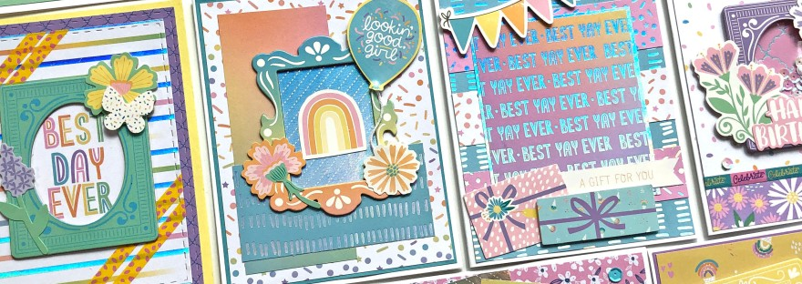 Recollections by Michaels Memory Explosion Box - 12 Cards