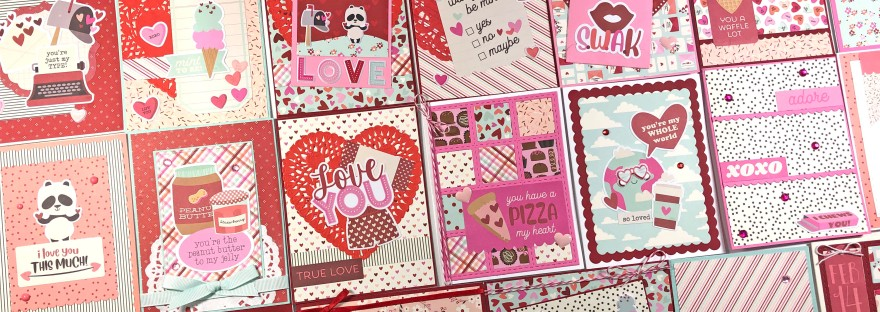 Simple Stories Sweet Talk Collection - 37 Cards