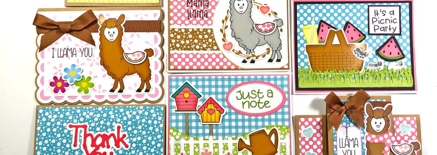 The Stamps of Life | Trendy Twig Kit | 10 cards 1 Kit