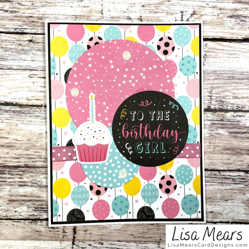 Echo Park Magical Birthday Girl - 12 Cards