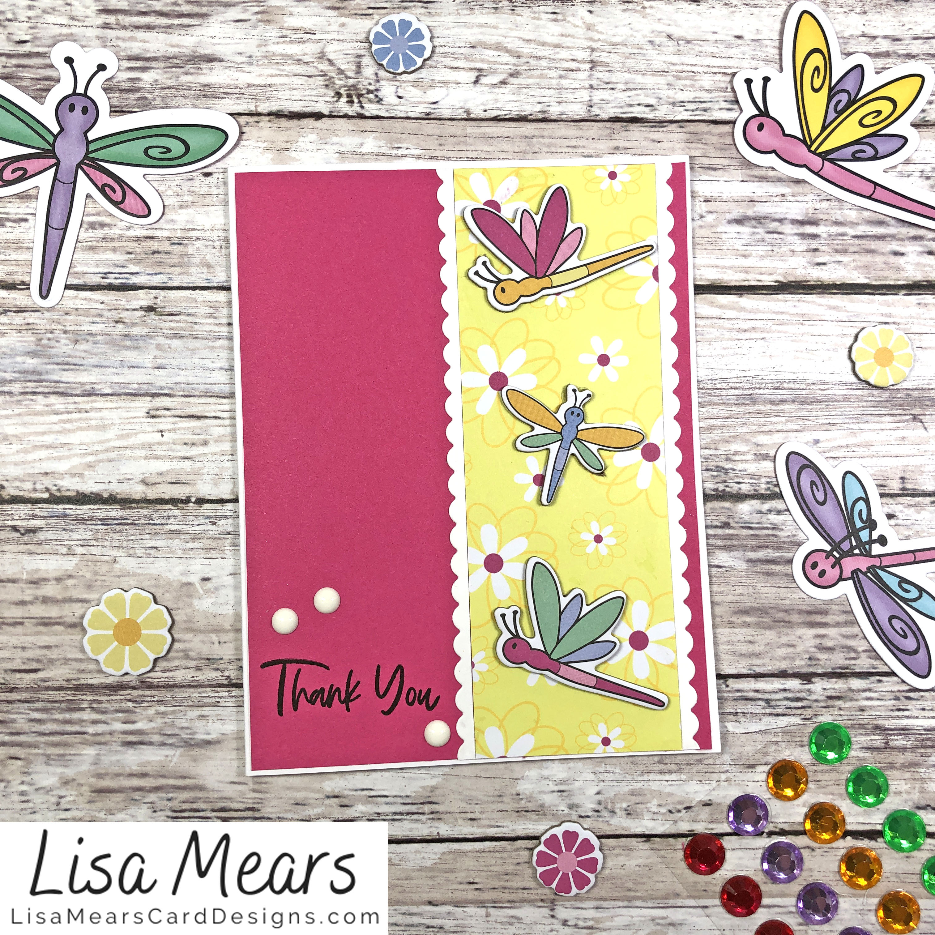 The Stamps of Life February Card Kit - 10 Cards 1 Kit