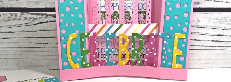 Create a Scene - Birthday Card