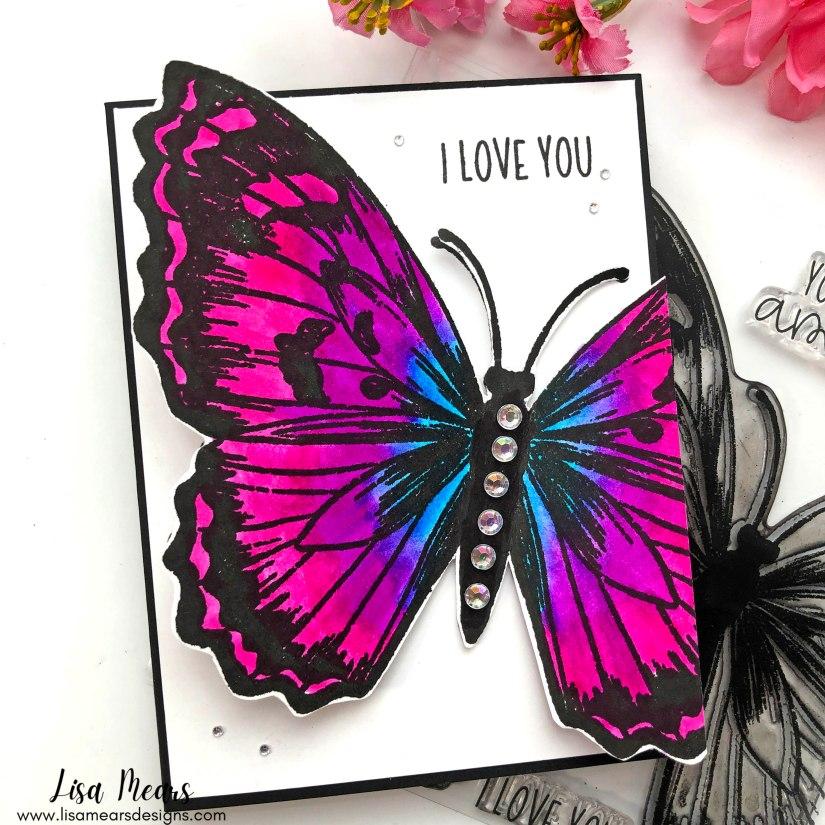 Pink and Main - Dearest Friend Stamp Set