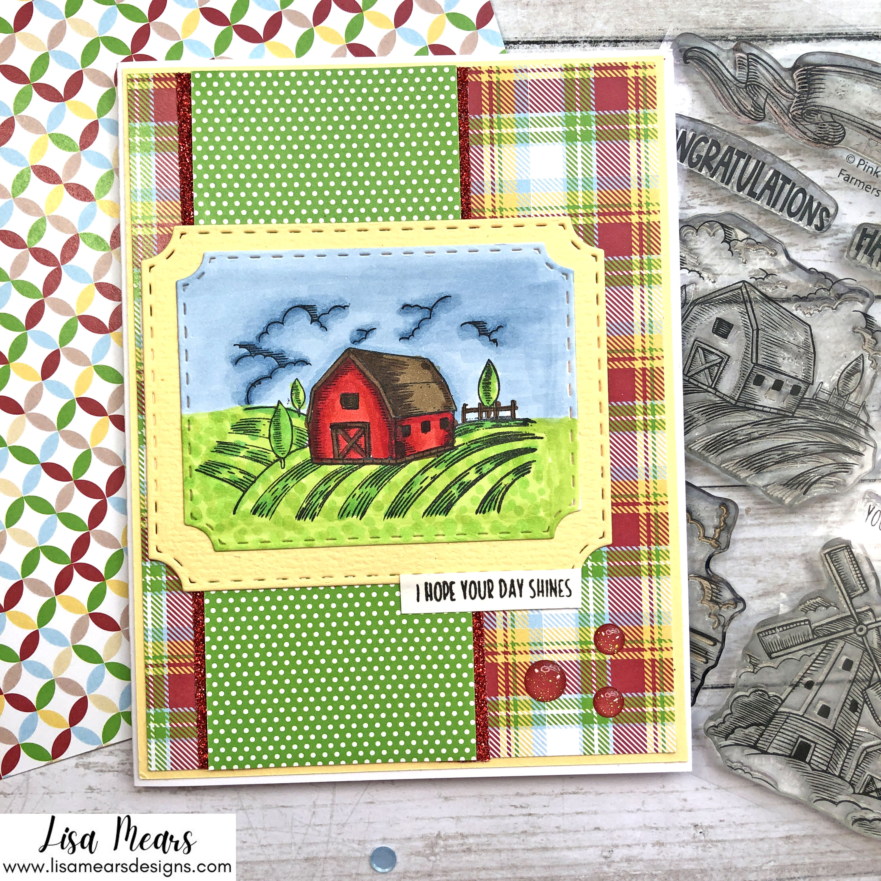 Pink and Main July 2021- 10 Cards 1 Kit