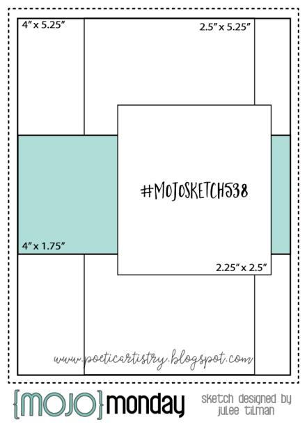 Mojo Monday Sketch 538