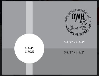OWH Card Sketch 23