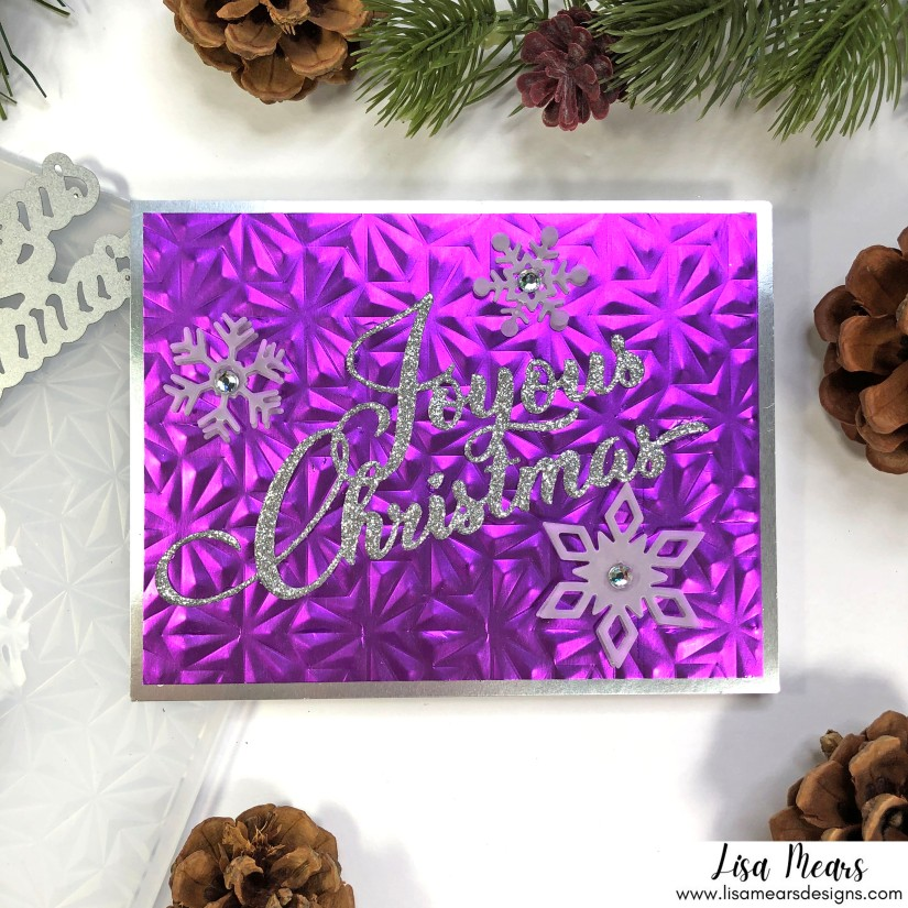 Simon Says Stamp - Peace of Earth Collection - Christmas Cards